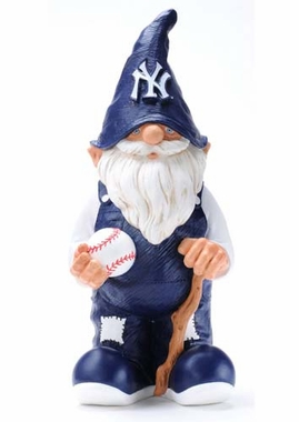 "New York Yankees Garden Gnome - 11"" Male"