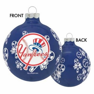 New York Yankees 2010 Traditional Ornament