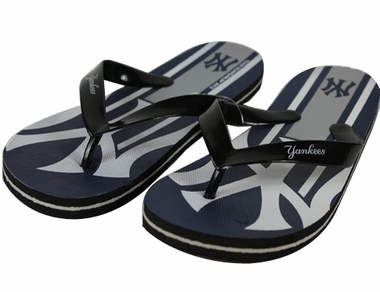 New York Yankees 2012 Unisex Big Logo Flip Flops