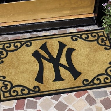 New York Yankees Exterior Door Mat