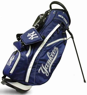 New York Yankees Fairway Stand Bag