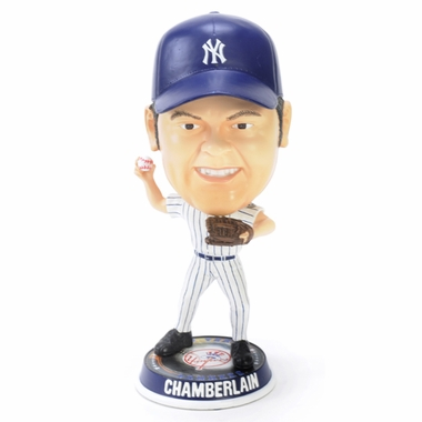New York Yankees Joba Chamberlain 2009 Big Head Bobble