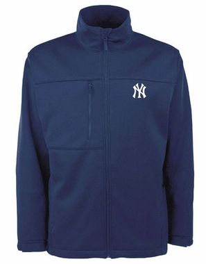 New York Yankees Mens Traverse Jacket (Color: Navy)