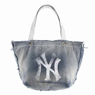 New York Yankees Vintage Tote (Denim)