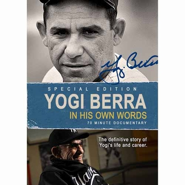 New York Yankees Yogi Berra: In His Own Words DVD