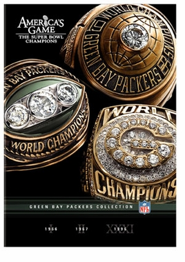NFL Americas Game: Green Bay Packers DVD