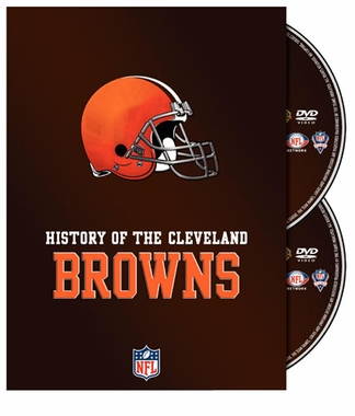 NFL: History of the Cleveland Browns DVD
