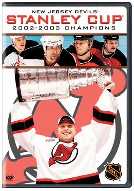 NHL Stanley Cup Champions 2003: New Jersey Devils DVD