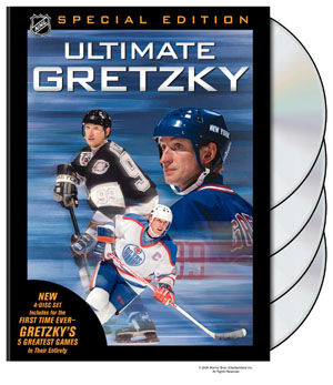 NHL Ultimate Gretzky: Special Edition DVD