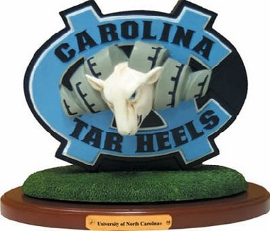 North Carolina 3D Logo