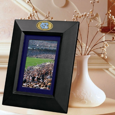 North Carolina BLACK Portrait Picture Frame