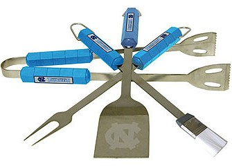 North Carolina Grill BBQ Utensil Set