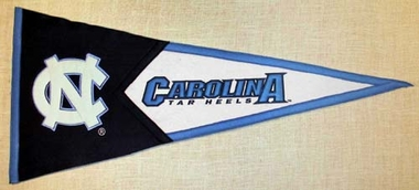 North Carolina Large Wool Pennant