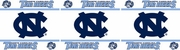 University of North Carolina Wall Decorations
