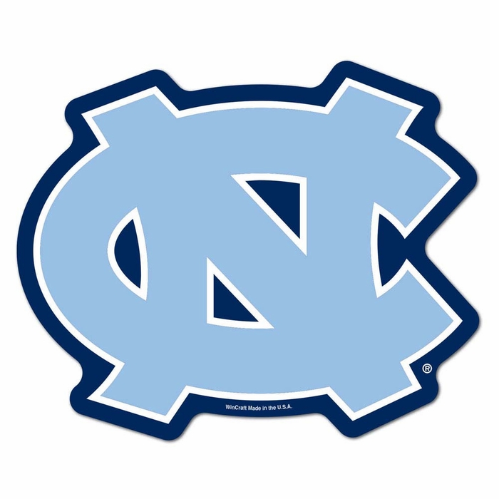 North Carolina Tar Heels Logo On The Gogo