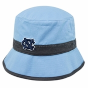 North Carolina Tarheels Top of the World Shuffle Bucket Hat 6447d1658ac