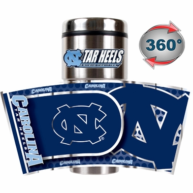 North Carolina Travel Tumbler with Hi-Def Graphics