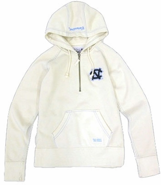 North Carolina Women's Gamma 1/4 Zip Sweatshirt - X-Large