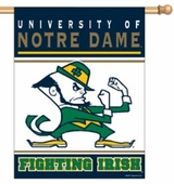 University of Notre Dame Flags & Outdoors