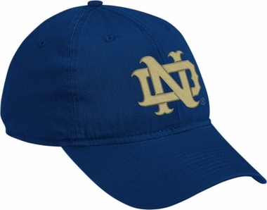 Notre Dame Adidas Adjustable Slouch Hat