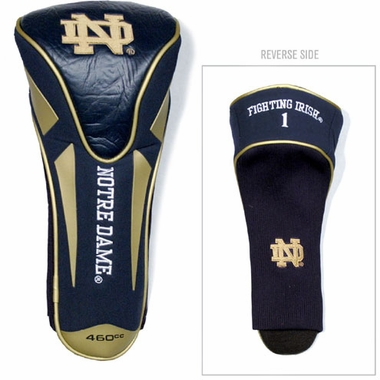 Notre Dame Apex Driver Headcover