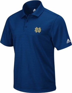 Notre Dame Climalite Performance Polo Shirt