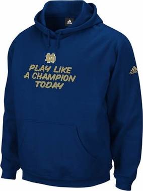 Notre Dame Playbook Hooded Sweatshirt (PLACT)