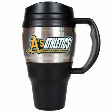 Oakland Athletics 20oz Oversized Travel Mug