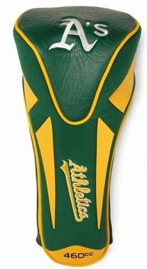Oakland Athletics Apex Driver Headcover