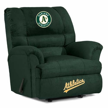 Oakland Athletics Big Daddy Recliner