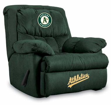 Oakland Athletics Home Team Recliner