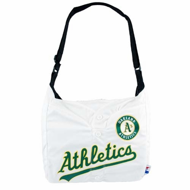 Oakland Athletics Jersey Tote