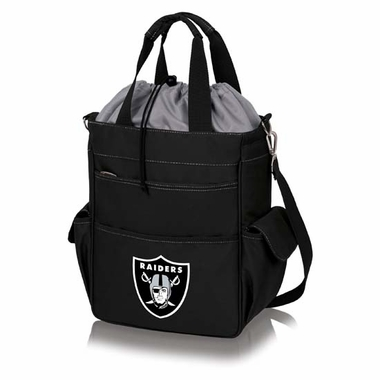 Oakland Raiders Activo Tote (Black)