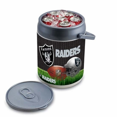 Oakland Raiders Can Cooler
