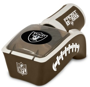 Oakland Raiders Frost Boss Can Cooler