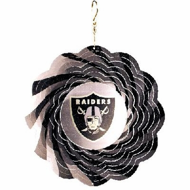 Oakland Raiders Geo Spinner