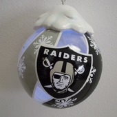 Oakland Raiders Christmas