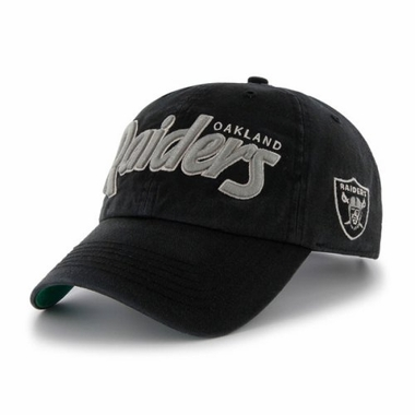 Oakland Raiders Modesto Hat