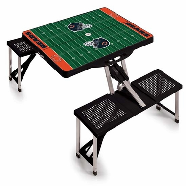 Oakland Raiders Picnic Table Sport (Black)
