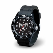 Oakland Raiders Watches & Jewelry