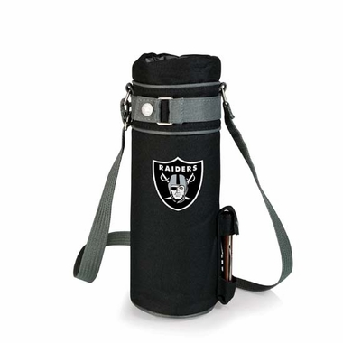 Oakland Raiders Wine Sack (Black)