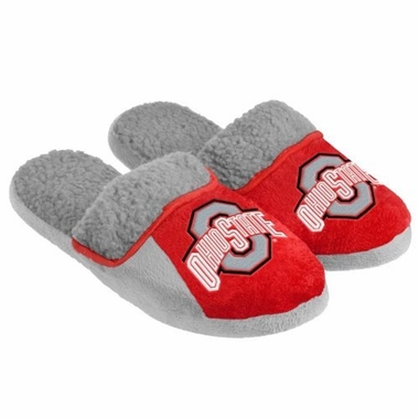 Ohio State 2012 Sherpa Slide Slippers