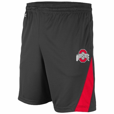 Ohio State Adrenaline Performance Shorts (Charcoal)