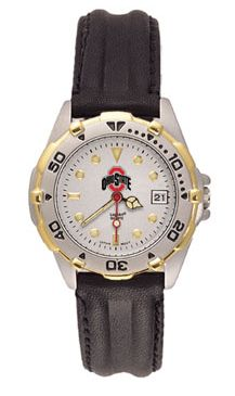 Ohio State All Star Womens (Leather Band) Watch