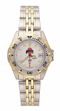 Ohio State All Star Womens (Steel Band) Watch