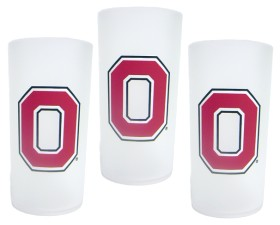 Ohio State Buckeyes 3 Piece Tumbler Set