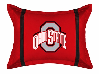Ohio State MVP Microsuede Pillow Sham