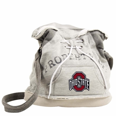 Ohio State Property of Hoody Duffle