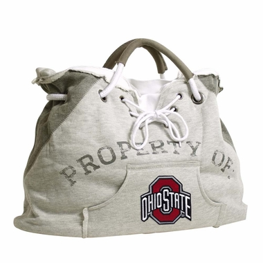 Ohio State Property of Hoody Tote