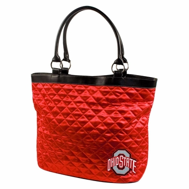 Ohio State Quilted Tote